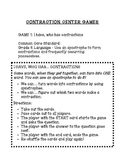 Contraction Center Activity