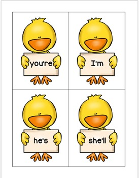 Contraction Chicks