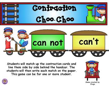 Contraction Choo- Choo