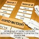 Contraction Activities Set #1: Posters, Sorts & Worksheets