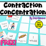 Contraction Concentration FREEBIE