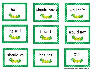 Contraction Concentration Game for ELA Fun