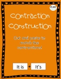 Contraction Construction!
