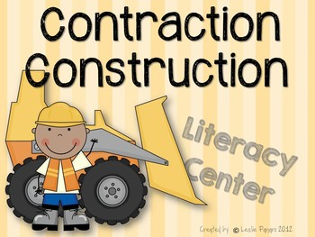 Contraction Construction Literacy Center