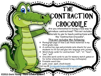Contraction Crocodile