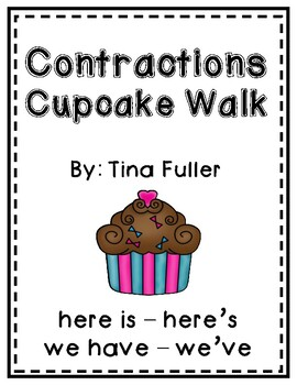 Contraction Cupcake Walk