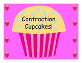 Contraction Cupcakes Game