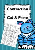 Contraction Cut & Paste