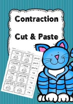 Contraction Cut & Paste
