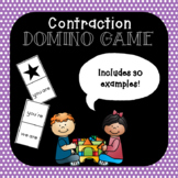 Contraction Domino Game [FREEBIE!]
