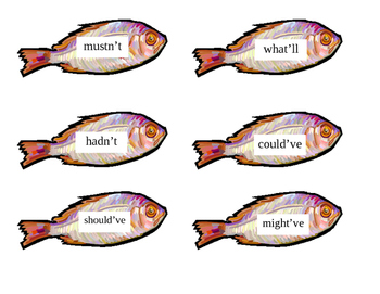 Contraction Fish Sort