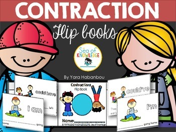 Contraction Flip Books