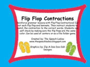 Contraction Flip Flop