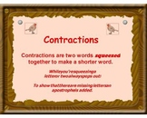 Contraction Flipchart