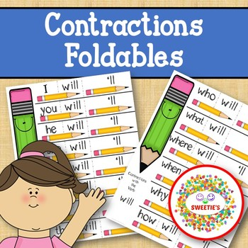 Contractions Foldable