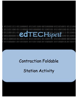 Contraction Foldable Station Activity