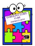 Contraction Fun Phonics Box