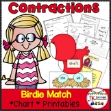 Contraction Game for Kindergarten and First Grade Centers