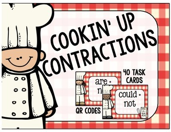 Contraction Game - Cookin' Up Contractions