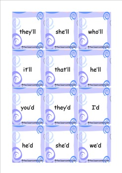 Contraction Game: is had will