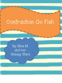 Contraction Go Fish!