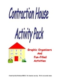 Contraction House Activity Pack