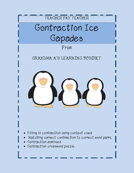 Contraction Ice Capades