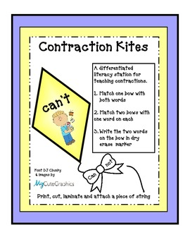 Contraction Kites
