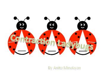 Contraction Ladybugs