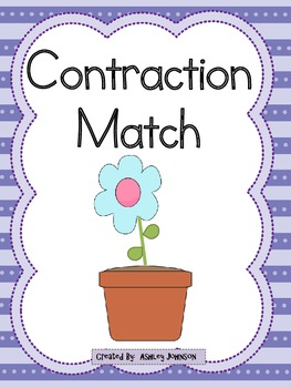 Contraction Match Earth Day