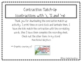 Contraction Match-Up