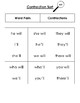 Contraction Match Up