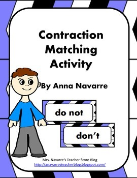 Contraction Matching Activity