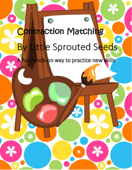 Contraction Matching Cards