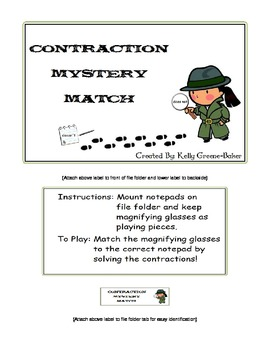 Contraction Mystery Match