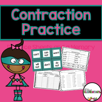 Contraction Practice
