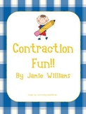 Contraction Practice Sheets