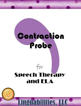 Contraction Probe