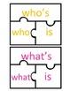 3 Piece Contraction Puzzles