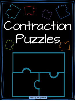 Contraction Puzzles