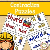 Contraction Puzzles - Construction
