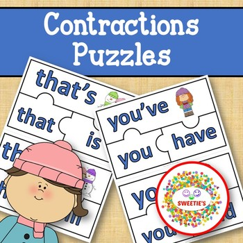 Contraction Puzzles - Winter