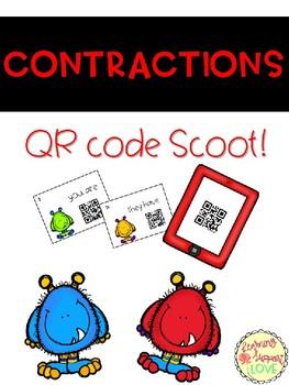 Contraction QR Code Scoot