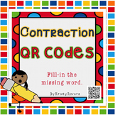 Contraction QR Codes