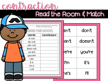 Contraction Read the Room
