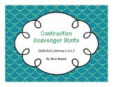 Contraction Scavenger Hunts