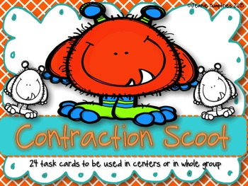 Contraction Scoot Game