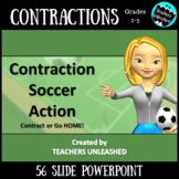 Contractions PowerPoint Lesson