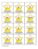 Contraction Sort - 24 Contractions / 72 Cards - Any Curriculum