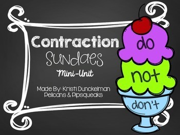 Contractions Unit